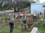 Genesis Gardens Build Day 018