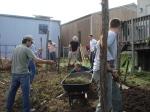 Genesis Gardens Build Day 022