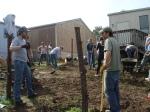Genesis Gardens Build Day 028