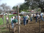 Genesis Gardens Build Day 039