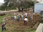 Genesis Gardens Build Day 040