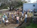 Genesis Gardens Build Day 049