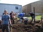 Genesis Gardens Build Day 051