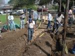 Genesis Gardens Build Day 053