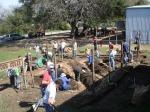 Genesis Gardens Build Day 058