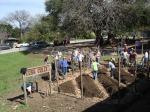 Genesis Gardens Build Day 064