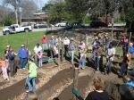 Genesis Gardens Build Day 068