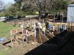Genesis Gardens Build Day 086
