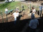 Genesis Gardens Build Day 094